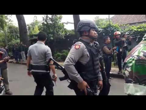 Video teror bom di Bandung