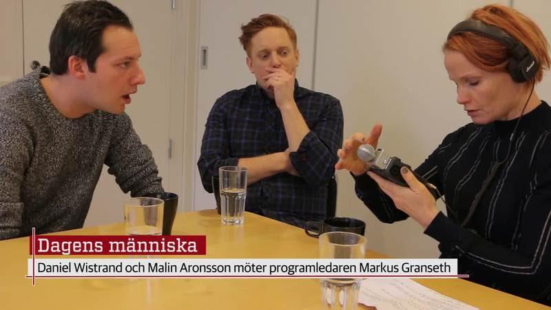 Dagens människa med Markus Granseth - YouTube 7419865c451a0