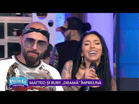 "Intalnirea dintre Matteo si Ruby s-a lasat cu o ""Drama"""
