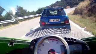 Infracción en carretera #3 ( Conducción temeraria)