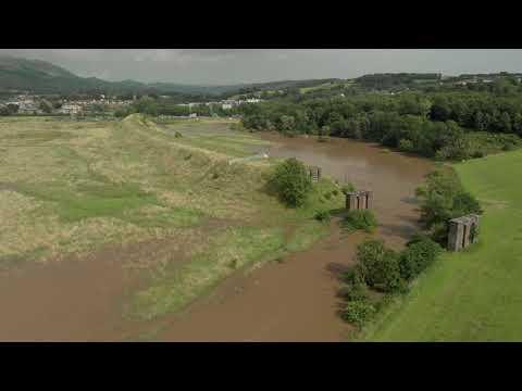 River Devon Flood