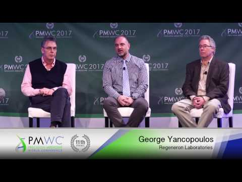 Large Scale Human Genetics in Genomic Medicine and Drug Discovery at PMWC 2017 Silicon Valley