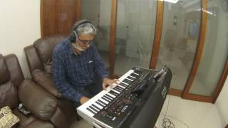 Chalte Chalte Mere Yeh Geet Instrumental on Korg PA4X