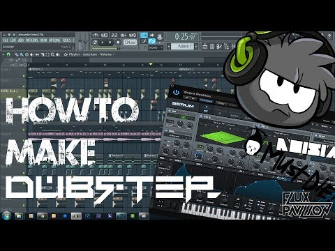 How to make DUBSTEP like EXCISION - FL Studio Tutorial #2-