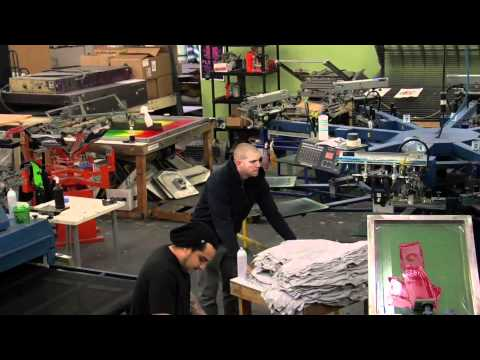 Luxe Riot Screen Printing Seattle WA