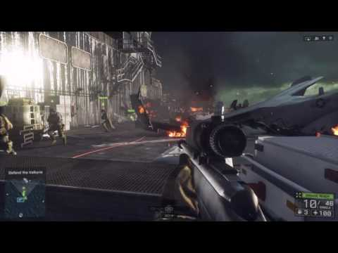 Battlefield 4™ South China Sea - Sequential pilot headshots