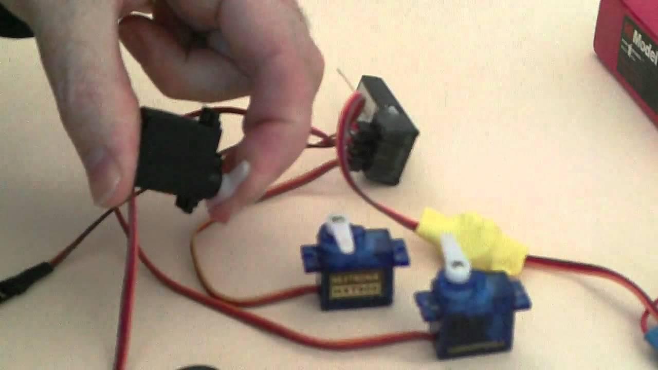 Servo Jitter Solution Youtube Micro Gt Motor Driver