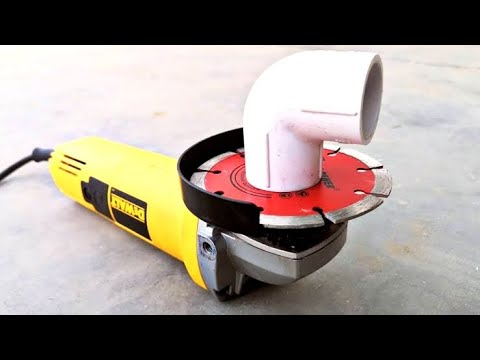 Amazing Angle Grinder Dust Collector Tool