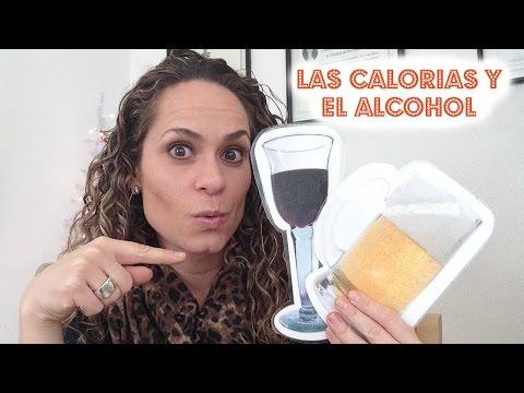LAS BEBIDAS ALCOHOLICAS Y LAS CALORIAS. ASESORIA NUTRICIONAL