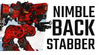 Nimble Back Stabber - Viper Build - Mechwarrior Online The Daily Dose #1079