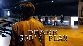 Drake-GOD'S PLAN | ANISH JHA |  DANCE CHOREOGRAPHY