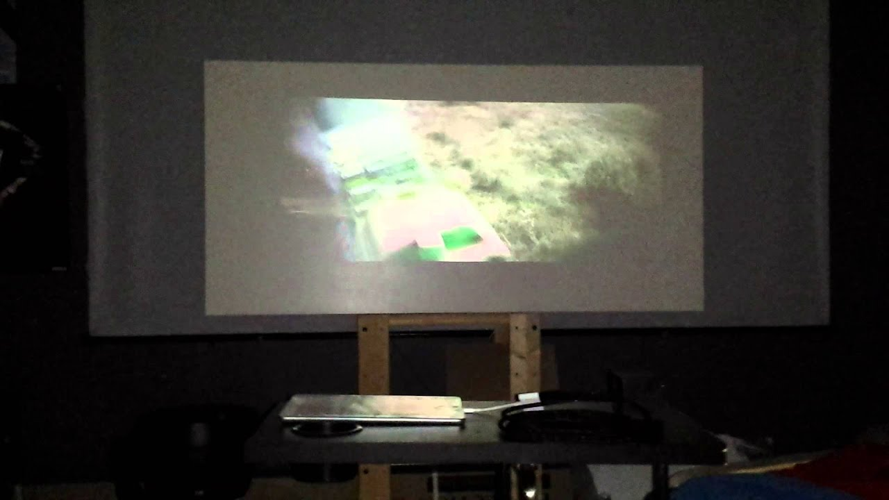 how to connect netflix to projector