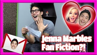 Nigahiga & JennaMarbles Fan Fiction!? (Teehee Time)