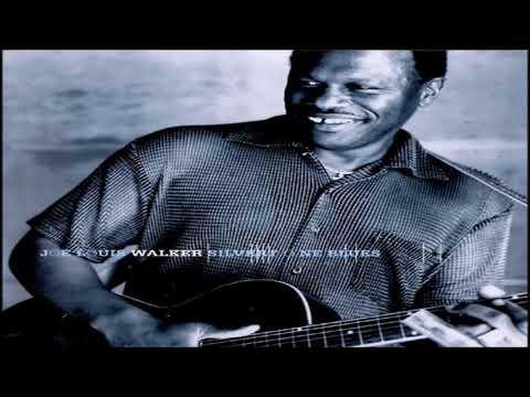 JOE LOUIS WALKER - Silvertone Blues