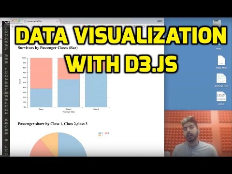 Visualizing Data with D3 js (LIVE)