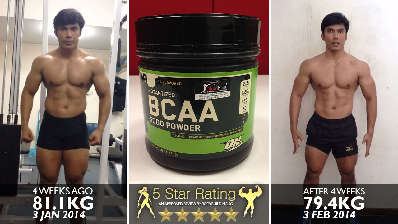 Optimum Nutrition BCAA - YouTube