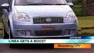 Fiat Linea TJet review by Autocar India