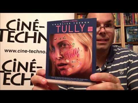 Présentation (unboxing) du film Tully en format Blu-ray