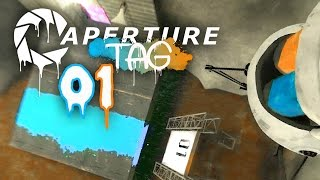 Scientist or Artist? - Aperture Tag #1 (Portal 2 Mod)