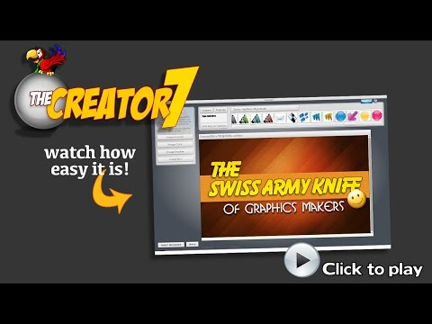 Logo design software review - The Logo Creator by Laughingbird Software