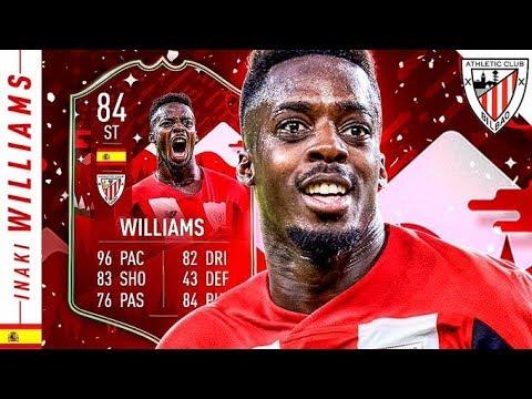 SHOULD YOU DO THE SBC?! 84 FUTMAS INAKI WILLIAMS REVIEW! FIFA 20 Ultimate Team