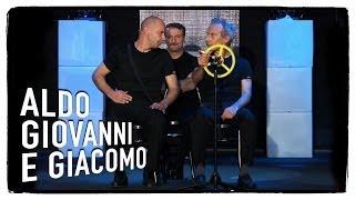Il viaggio - Aldo Giovanni e Giacomo live @ RadioItalia 2013