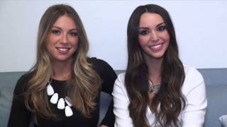 Stassi and Scheana's interactions with fans at SUR