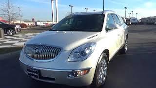 17B114A 2011 Buick Enclave CXL For Sale Columbus Ohio