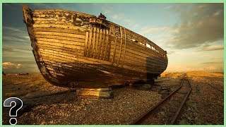what happened to noahs ark?