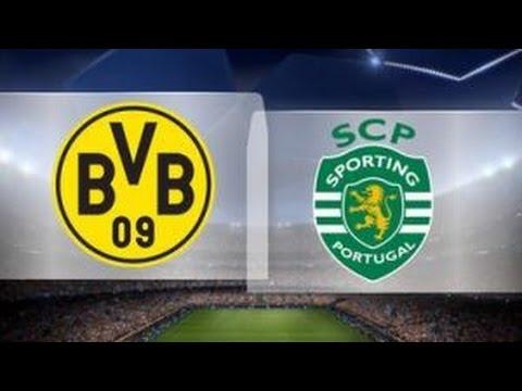 | UEFA Champions League | Borussia Dortmund - Sporting Lisabona 1-0 | REZUMAT |