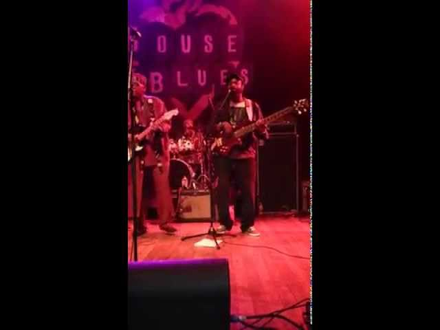 ShowTime -- House a Blues Hollywood, CA. (Official Music Video)