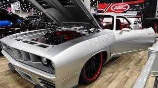 "1971 Plymouth Barracuda Street Machine ""Medusa"" 2017 Detroit Autorama"