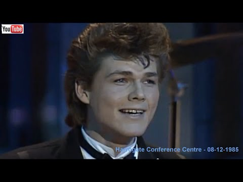 a-ha live - The Sun Always Shines on TV (HD), Harrogate Conference Centre - 08-12-1985