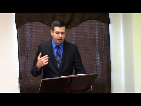 Ministry of Reconciliation (What are Christians supposed to be doing?) Sunday School 10-8-2017