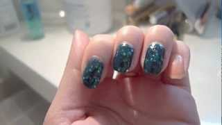 Tip on Deborah Lippmann Across the Universe glitter polish Thumbnail