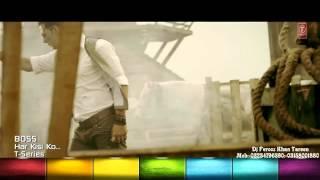 ▶ Har Kisi Ko Nahi Milta Yahan Pyaar Zindagi Mein Boss Video Song Akshay Kumar, Sonakshi HD 1080