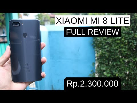 Xiaomi Mi 8 Lite Full Review 2019 | Lebih Worth It Dibanding Redmi Note 7