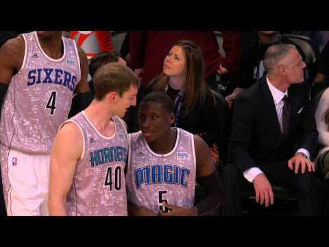 All-Star All-Access: Victor Oladipo Launches Singing Career?!?