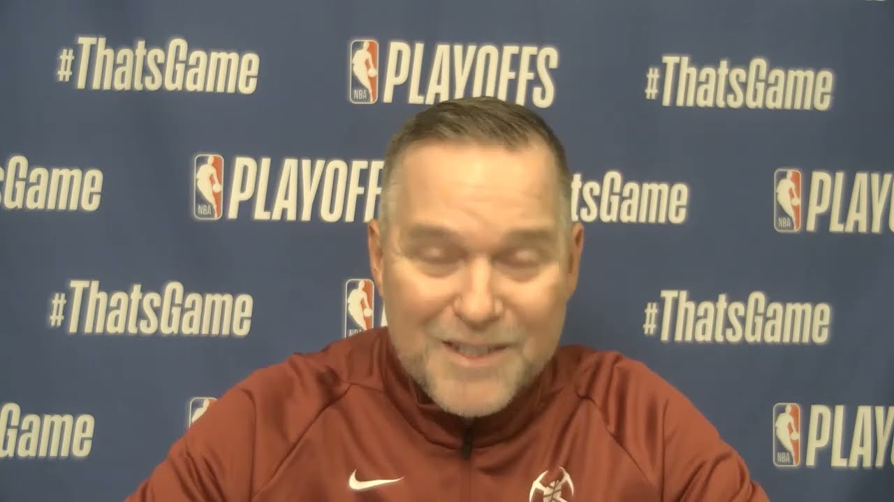 Nuggets coach Michael Malone after Game 3 win: We're not your ...