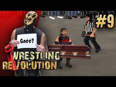 Wrestling Revolution [PC] Ma Carrière #9 - Remember the name of [HD - FR]