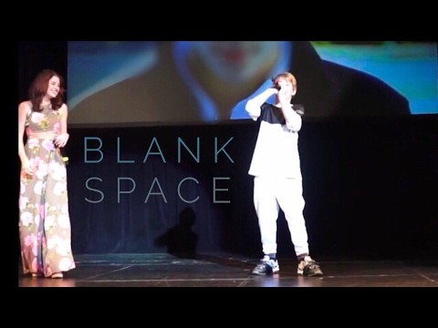 MattyB and Brooke Adee - Blank Space (Live in Boston)