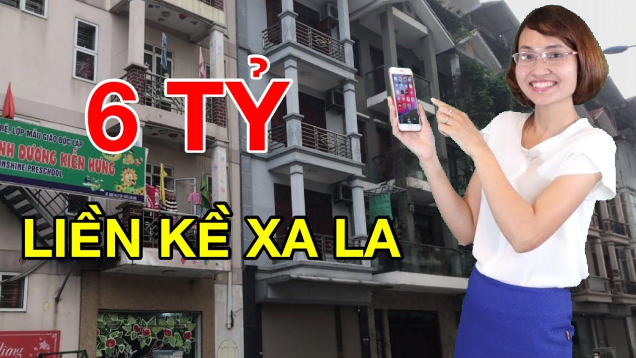image Bán nhà Liền kề CT6 Xa la, kinh doanh tốt, đường ô tô tránh giá 6 tỷ | Nga Nguyễn Nhà đất hà Nội
