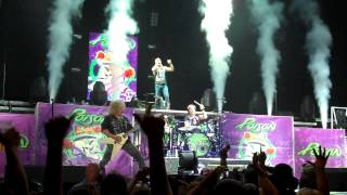 Poison - Look What The Cat Dragged In (Live In Denver, 6/25/12)