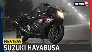 Suzuki Hayabusa Review Why is it so Popular