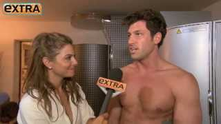 Dancing With The Stars Cast -  Whole Body Cryotherapy