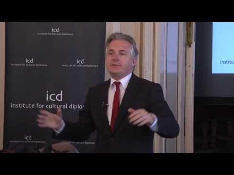 Dorian Branea, Director of the Romanian Cultural Center in London