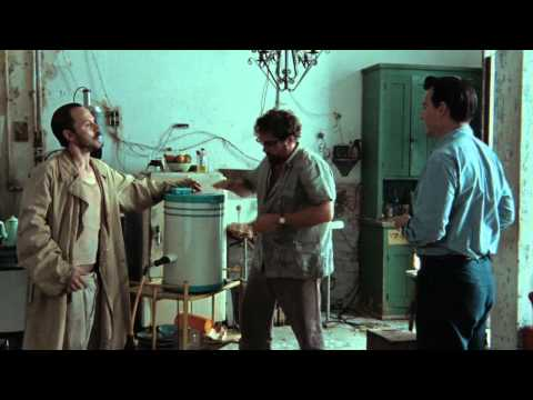 The Rum Diary - No such thing as 470 proof alcohol