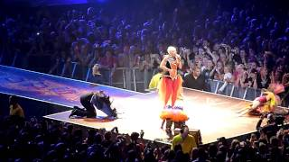 P!nk in Melbourne, June 18th, 2009 - Bad Influence