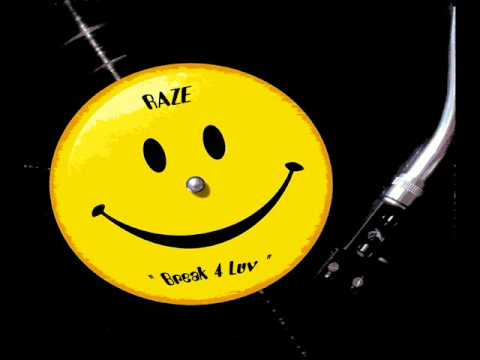 RAZE - Break 4 Love (1988).