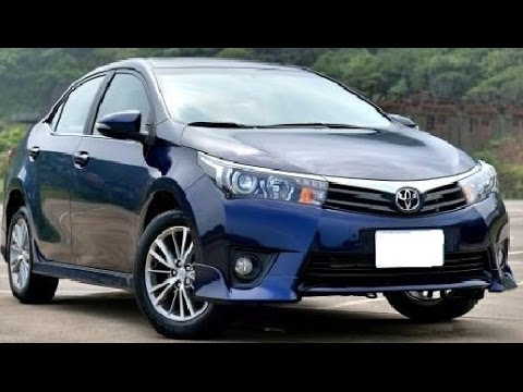 2016 Toyota Corolla Altis Exterior And Interior Review